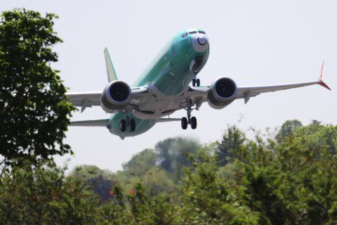 Boeing warns of potential wing problems in some 737 aircraft