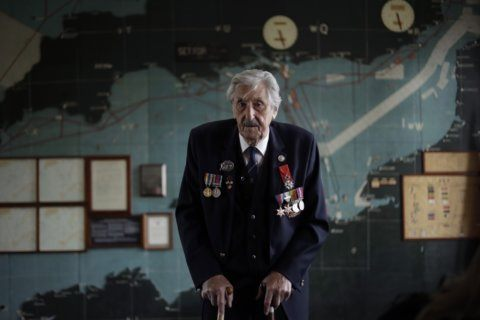 D-Day still takes an emotional toll on vets, 75 years on