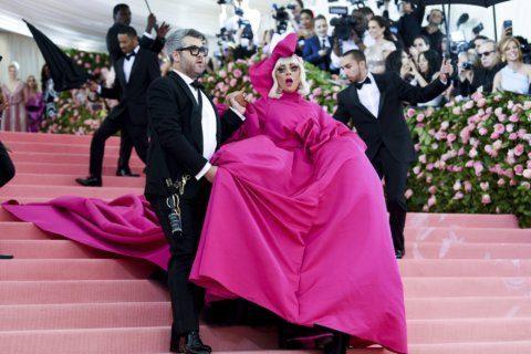 Brandon Maxwell talks 'Project Runway,' undressing Lady Gaga