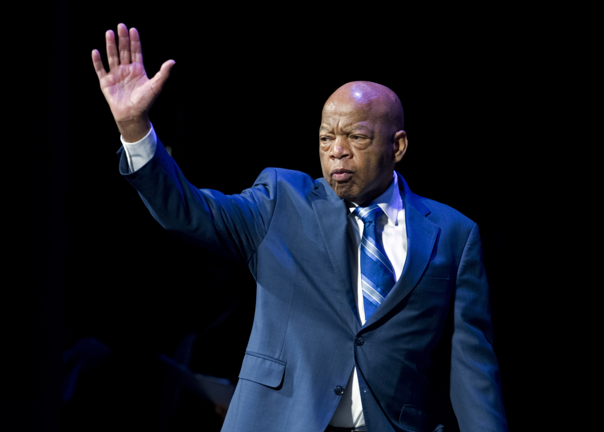 CNN To Make Documentary On Civil Rights Icon John Lewis
