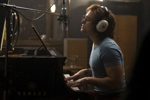 The story behind the costumes of Elton John biopic 'Rocketman'