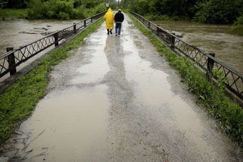 Historic flooding likely in central US as 3.6 million under flash flood watch