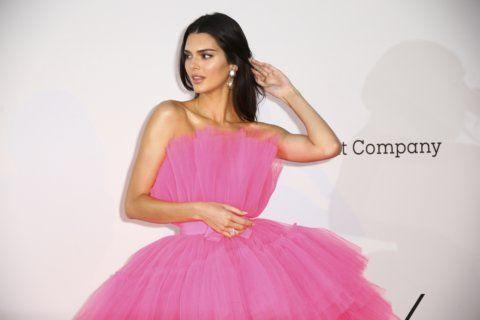 Jenner, Banderas, turn out for glitzy amfAR gala near Cannes