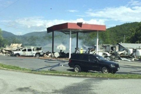 Death toll in Virginia gas station explosion rises to 3