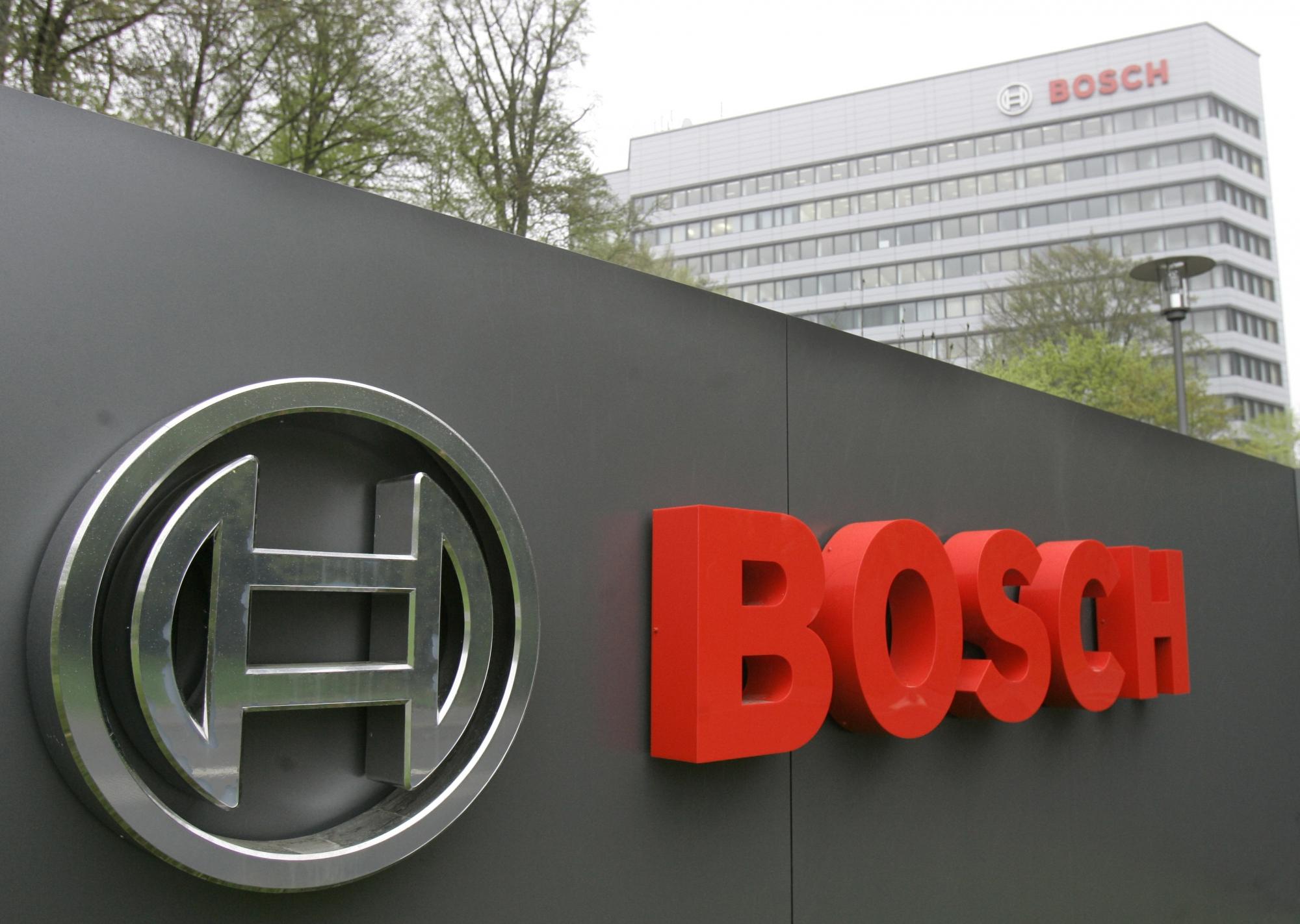 Germany's Bosch fined $100 million over diesel scandal   WTOP