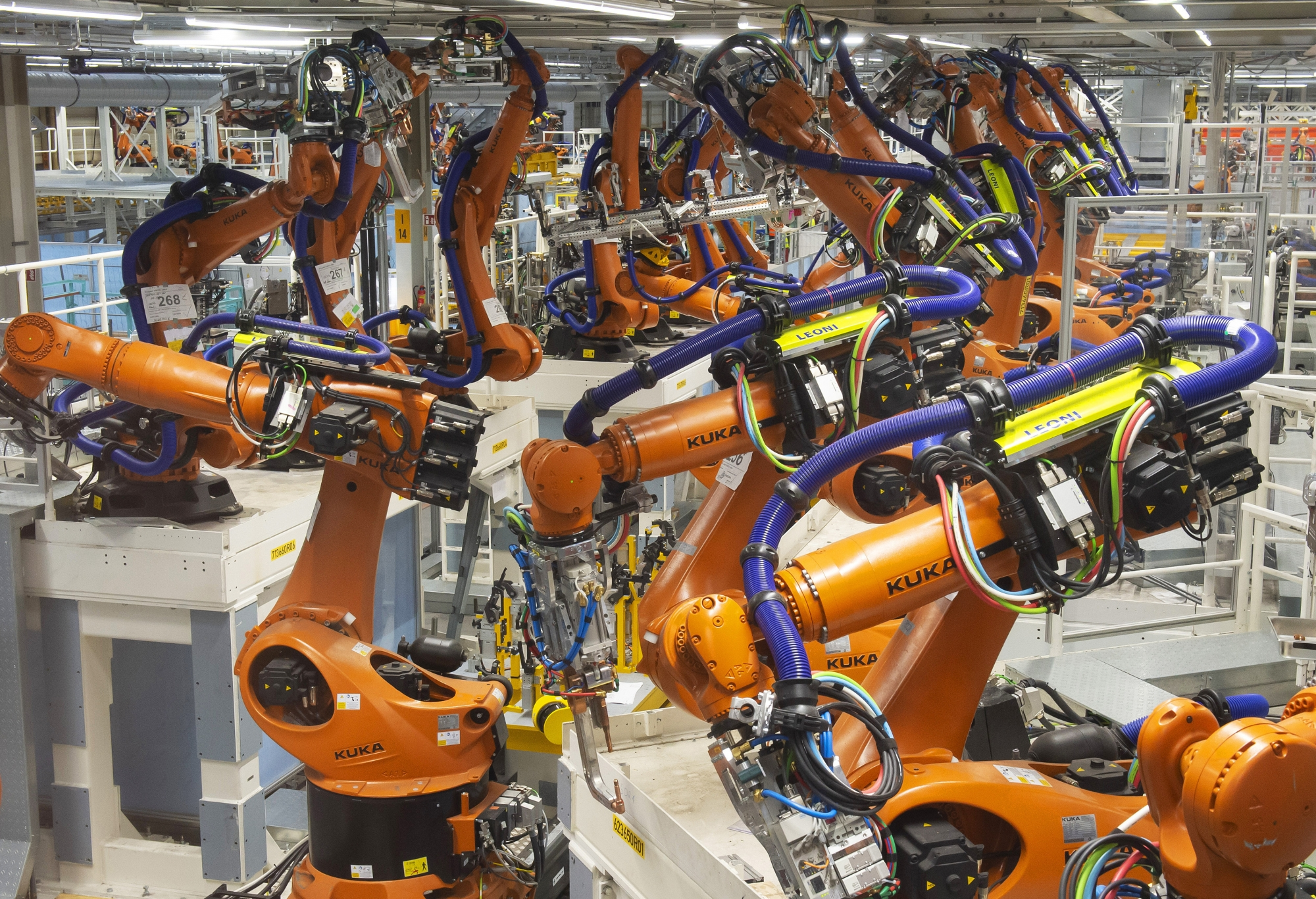 Threat Or Promise? E-auto Boom Could Cost Industry Jobs