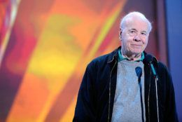 LOS ANGELES, CA - JANUARY 29:  Actor Tim Conway speaks onstage during the 17th Annual Screen Actors Guild Awards rehearsals held at The Shrine Auditorium on January 29, 2011 in Los Angeles, California.  (Photo by Michael Caulfield/Getty Images)