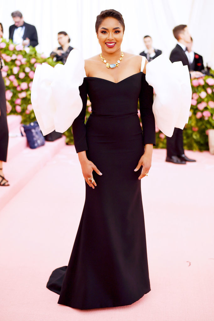 NEW YORK, NEW YORK - MAY 06: Alicia Quarles attends The 2019 Met Gala Celebrating Camp: Notes on Fashion at Metropolitan Museum of Art on May 06, 2019 in New York City. (Photo by Dimitrios Kambouris/Getty Images for The Met Museum/Vogue)
