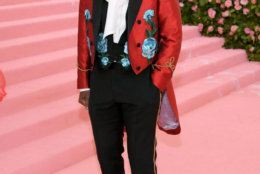 NEW YORK, NEW YORK - MAY 06: Dapper Dan attends The 2019 Met Gala Celebrating Camp: Notes on Fashion at Metropolitan Museum of Art on May 06, 2019 in New York City. (Photo by Neilson Barnard/Getty Images)