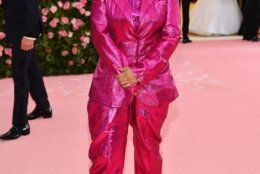 NEW YORK, NEW YORK - MAY 06: Whembley Sewell attends The 2019 Met Gala Celebrating Camp: Notes on Fashion at Metropolitan Museum of Art on May 06, 2019 in New York City. (Photo by Dimitrios Kambouris/Getty Images for The Met Museum/Vogue)