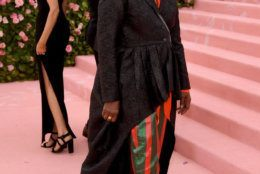 NEW YORK, NEW YORK - MAY 06: Bethann Hardison attends The 2019 Met Gala Celebrating Camp: Notes on Fashion at Metropolitan Museum of Art on May 06, 2019 in New York City. (Photo by Jamie McCarthy/Getty Images)