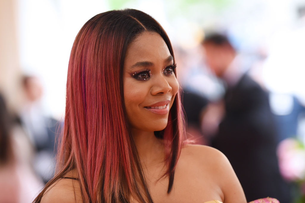 NEW YORK, NEW YORK - MAY 06: Regina Hall attends The 2019 Met Gala Celebrating Camp: Notes on Fashion at Metropolitan Museum of Art on May 06, 2019 in New York City. (Photo by Dimitrios Kambouris/Getty Images for The Met Museum/Vogue)