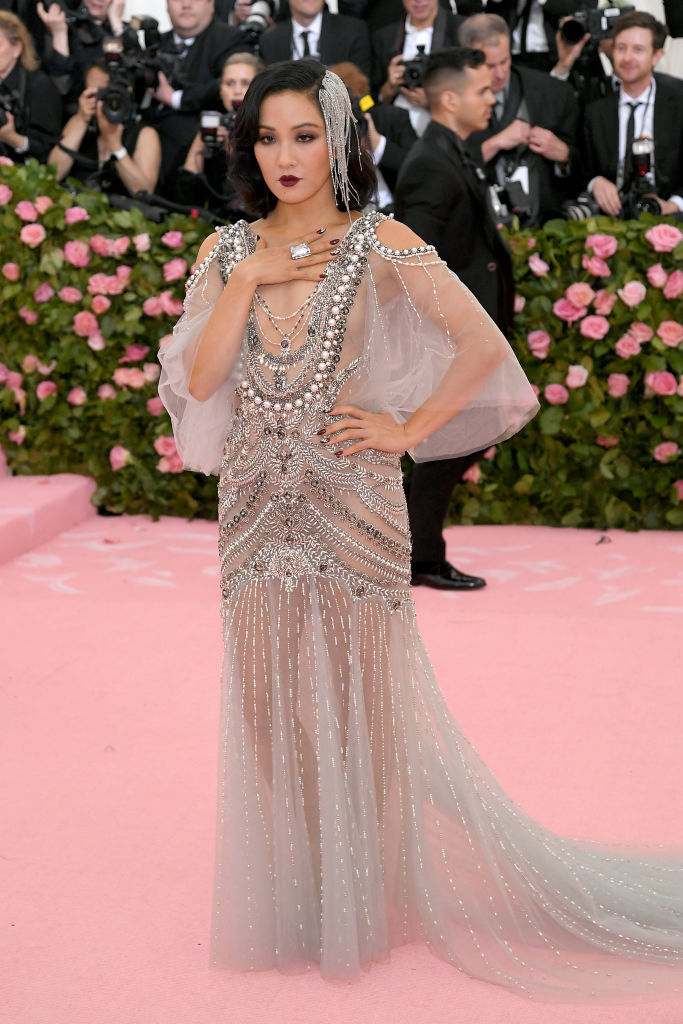 NEW YORK, NEW YORK - MAY 06: Constance Wu attends The 2019 Met Gala Celebrating Camp: Notes on Fashion at Metropolitan Museum of Art on May 06, 2019 in New York City. (Photo by Neilson Barnard/Getty Images)