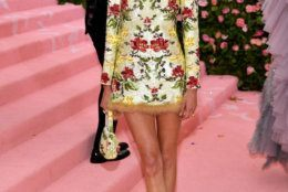 NEW YORK, NEW YORK - MAY 06: Alexa Chung attends The 2019 Met Gala Celebrating Camp: Notes on Fashion at Metropolitan Museum of Art on May 06, 2019 in New York City. (Photo by Dimitrios Kambouris/Getty Images for The Met Museum/Vogue)