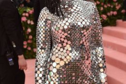 NEW YORK, NEW YORK - MAY 06: Kelela attends The 2019 Met Gala Celebrating Camp: Notes on Fashion at Metropolitan Museum of Art on May 06, 2019 in New York City. (Photo by Jamie McCarthy/Getty Images)