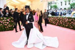 NEW YORK, NEW YORK - MAY 06: Zazie Beetz attends The 2019 Met Gala Celebrating Camp: Notes on Fashion at Metropolitan Museum of Art on May 06, 2019 in New York City. (Photo by Dimitrios Kambouris/Getty Images for The Met Museum/Vogue)