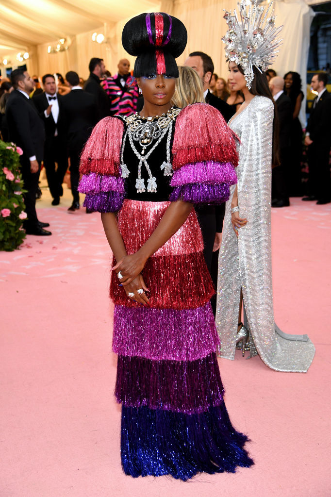 NEW YORK, NEW YORK - MAY 06: Kiki Layne attends The 2019 Met Gala Celebrating Camp: Notes on Fashion at Metropolitan Museum of Art on May 06, 2019 in New York City. (Photo by Dimitrios Kambouris/Getty Images for The Met Museum/Vogue)