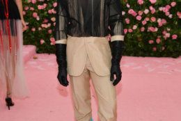 NEW YORK, NEW YORK - MAY 06: Cody Fern attends The 2019 Met Gala Celebrating Camp: Notes on Fashion at Metropolitan Museum of Art on May 06, 2019 in New York City. (Photo by Dimitrios Kambouris/Getty Images for The Met Museum/Vogue)