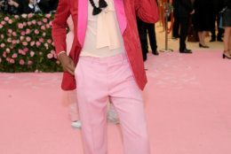 NEW YORK, NEW YORK - MAY 06: Jeremy O. Harris attends The 2019 Met Gala Celebrating Camp: Notes on Fashion at Metropolitan Museum of Art on May 06, 2019 in New York City. (Photo by Neilson Barnard/Getty Images)