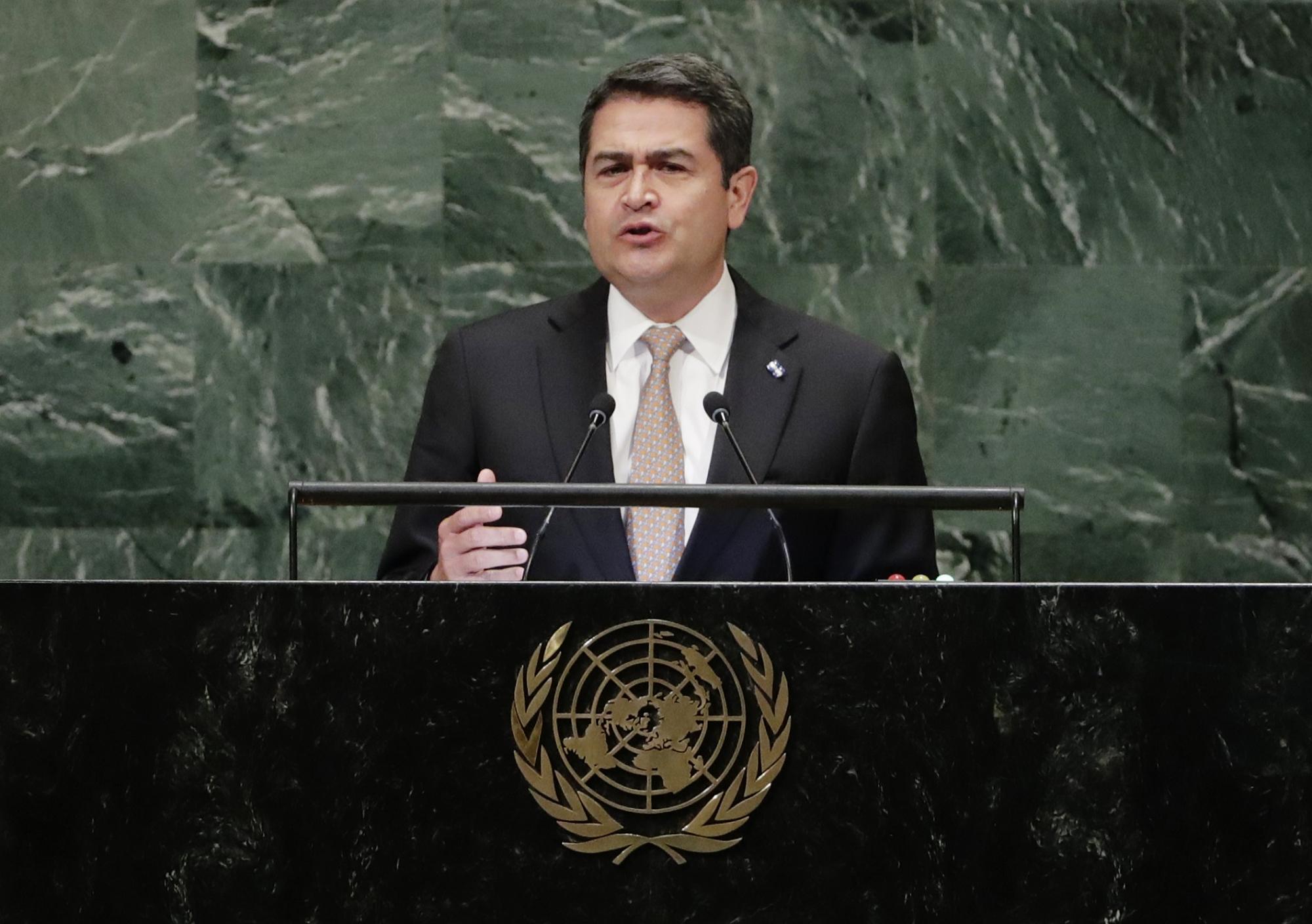 Honduras President, Others Targets Of DEA Investigation