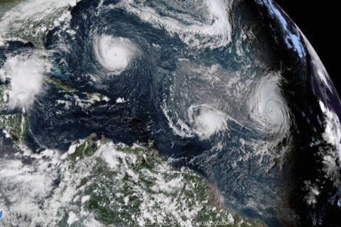 Why not bomb a hurricane? NOAA gets asked about it all the time