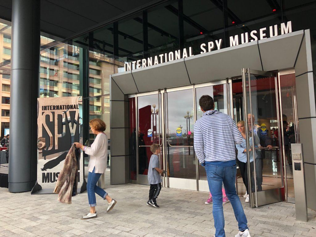 New International Spy Museum