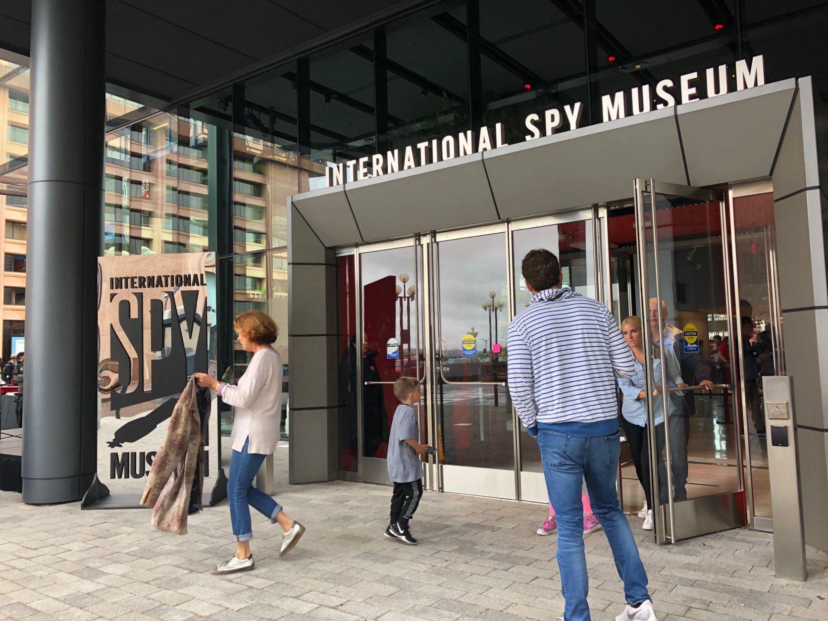 New International Spy Museum