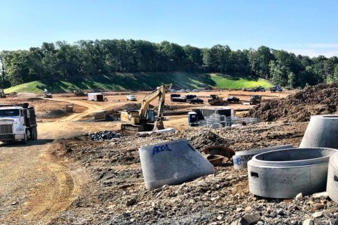 As deadline nears, Loudoun United site will soon look like a soccer field