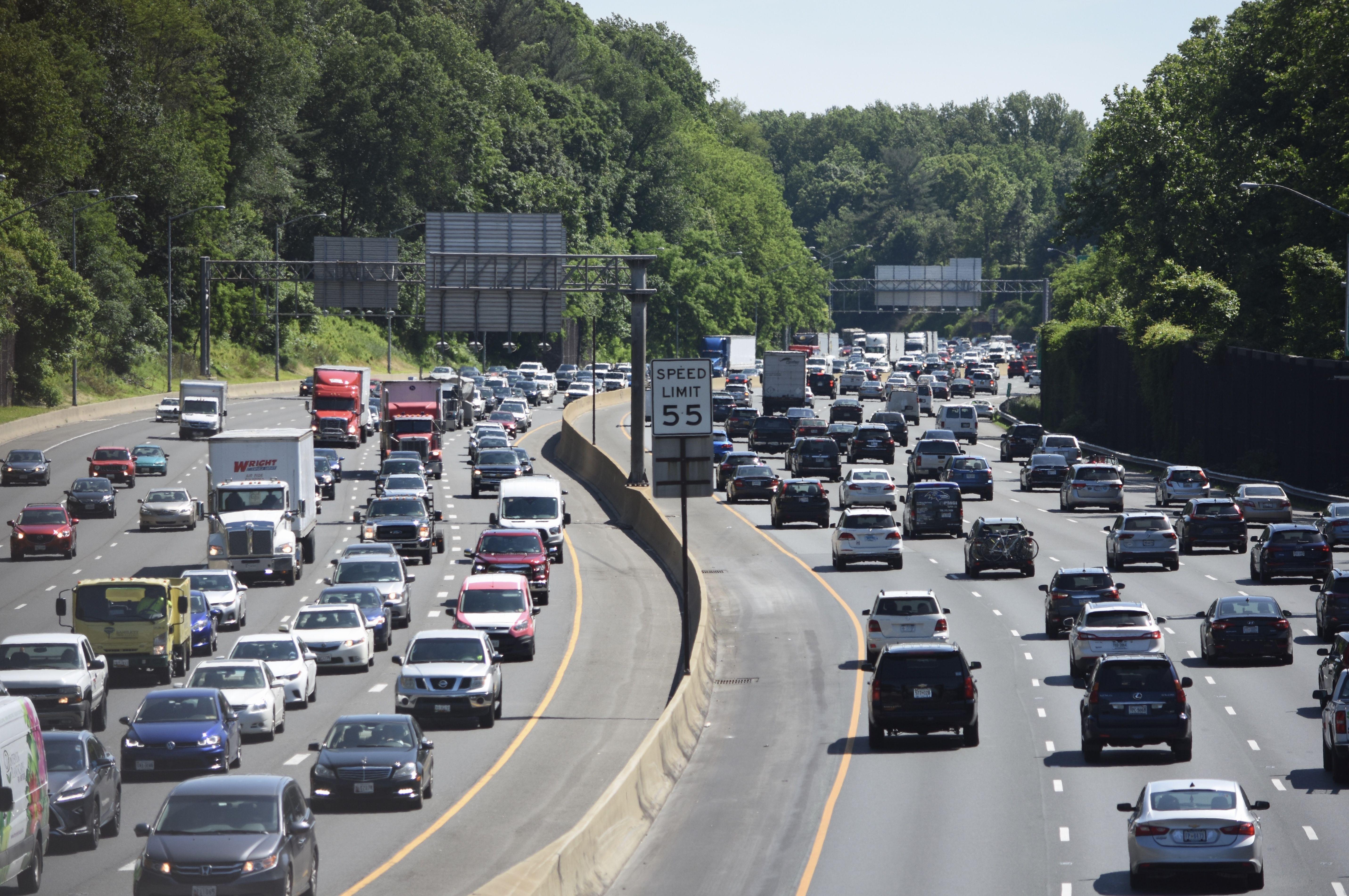 Several major road closures this weekend, plus Metro work | WTOP