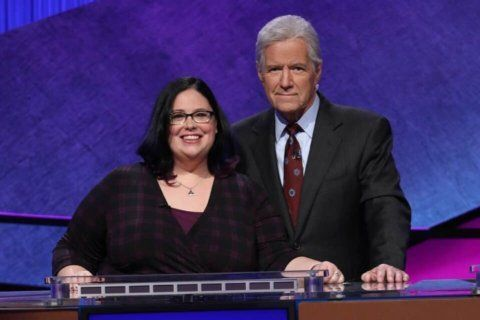 'It felt like fate': Maryland music teacher takes her trivia talent to 'Jeopardy!'