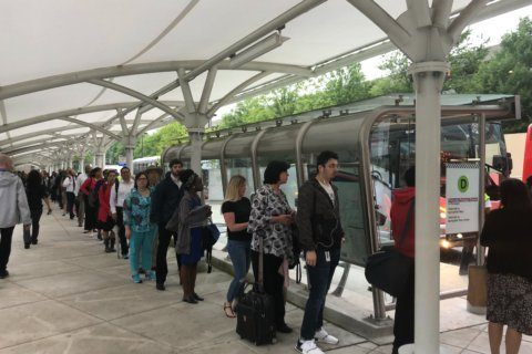 Cheaper parking for VRE riders coming to Northern Va. Metro station