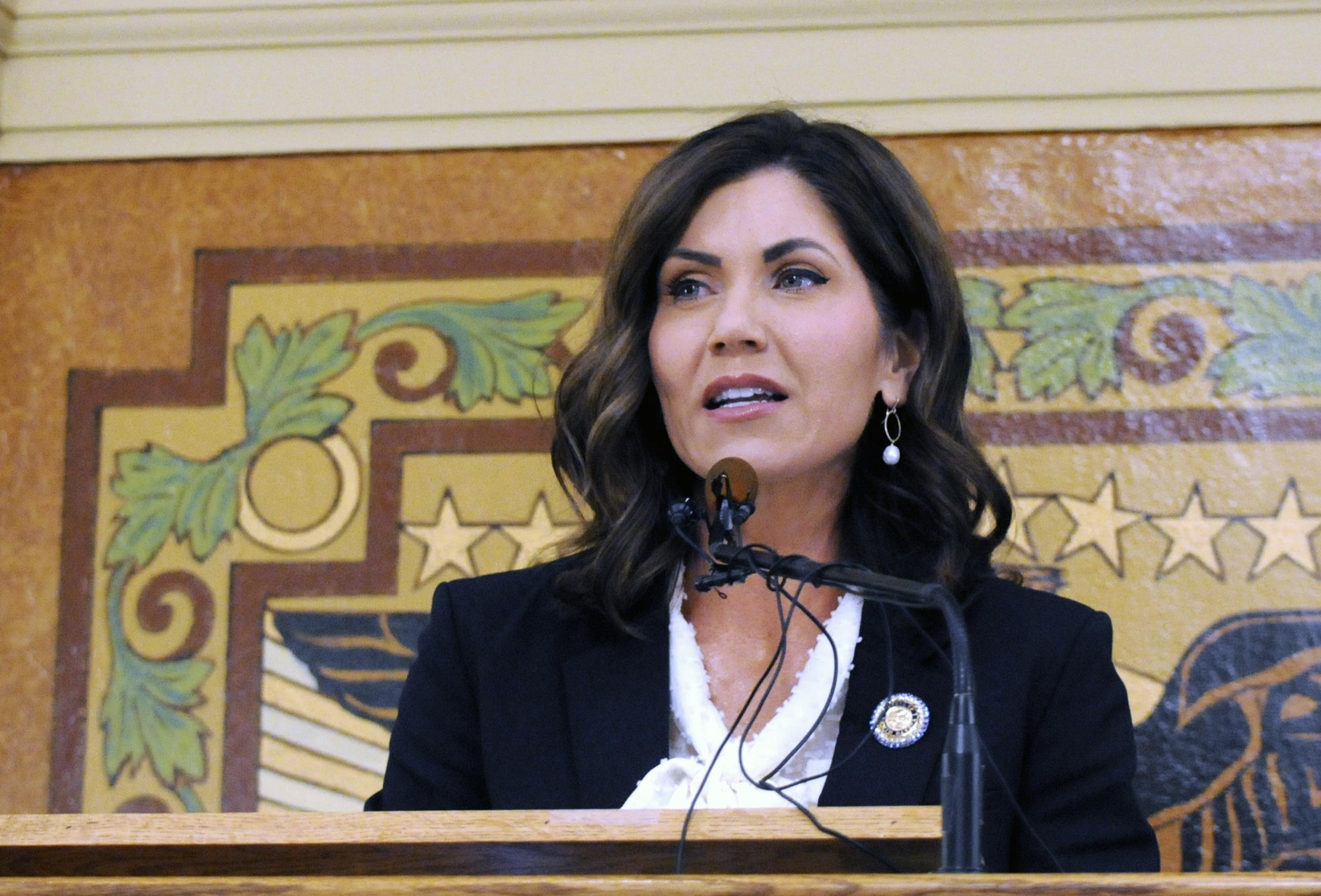 Tribe Says South Dakota Governor Not Welcome On