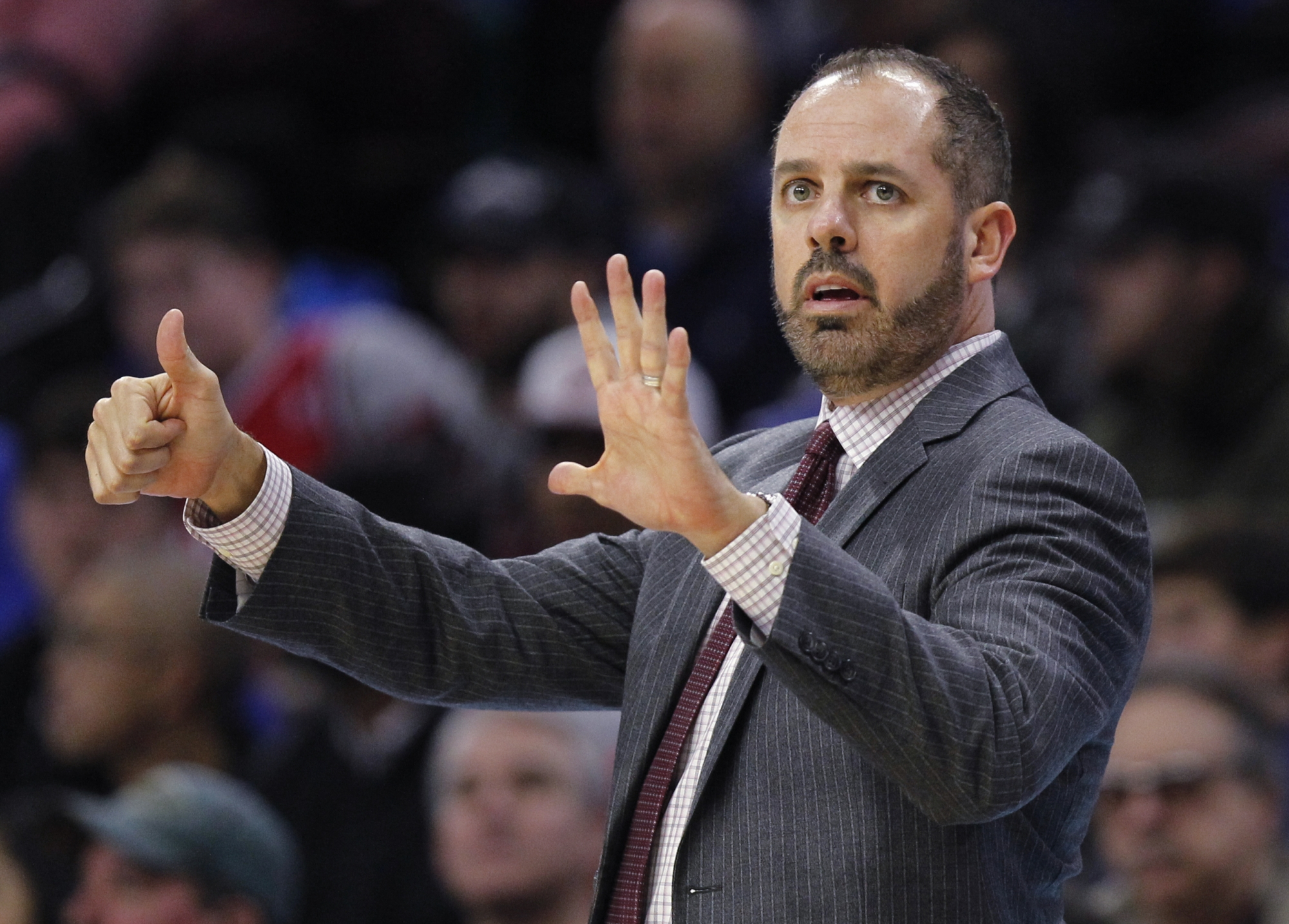 Lakers Officially Announce Vogel's Hiring As Next Coach
