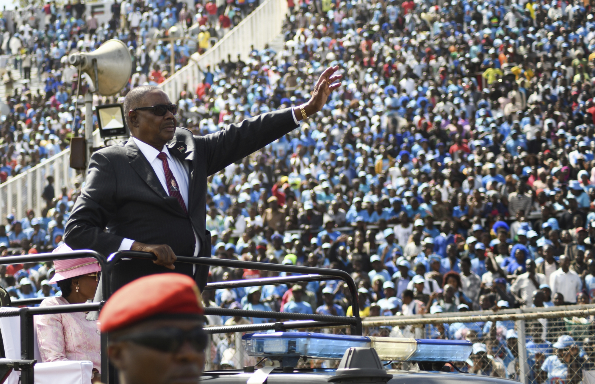 Malawi Opposition Leader Petitions To Nullify Vote Results