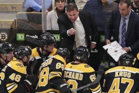 On the rebound: coaches Cassidy, Berube in Stanley Cup Final