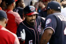 Howie Kendrick, Anthony Rendon
