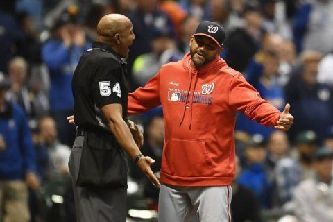 Column: If you want to fire Davey Martinez, be right about why