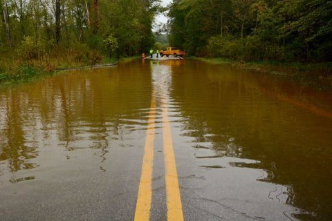As climate changes, frequent flooding on Md. 450 will only get worse