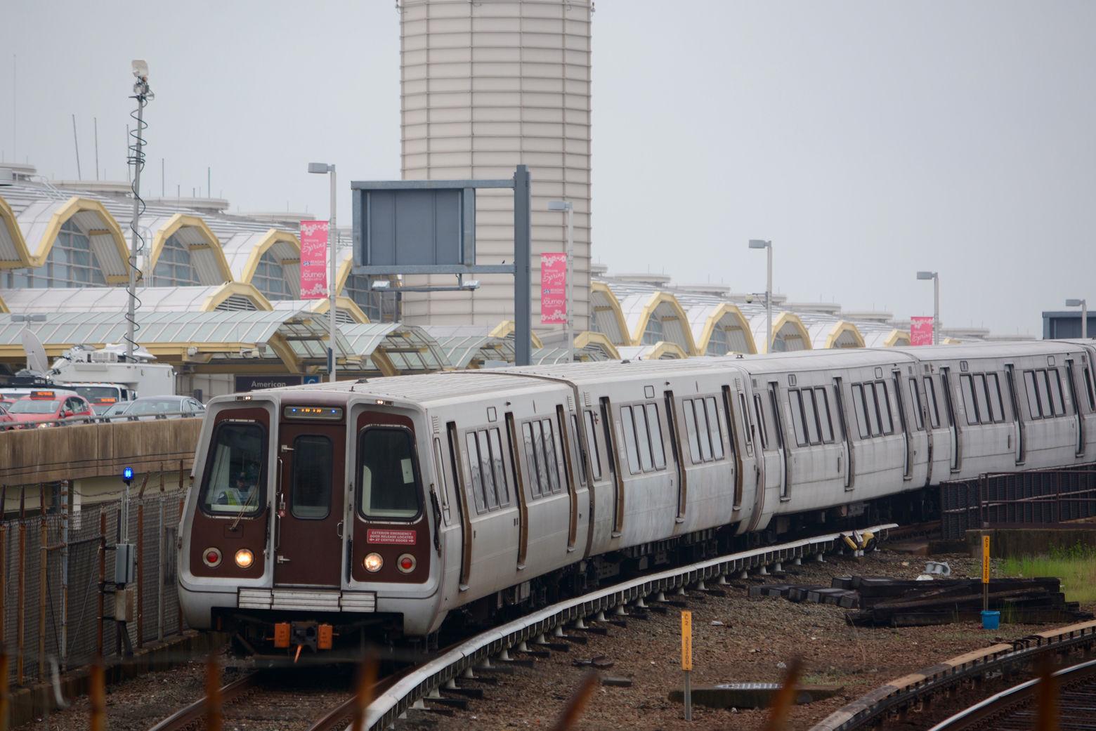 Metro, road work for the weekend | WTOP