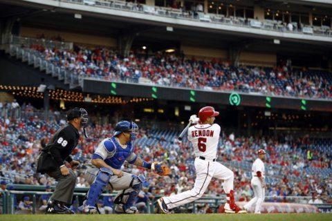 Nationals roundup: Patrick Corbin fans 11 hitters in win over Mets