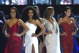North Carolina lawyer Cheslie Kryst named Miss USA 2019 | WTOP