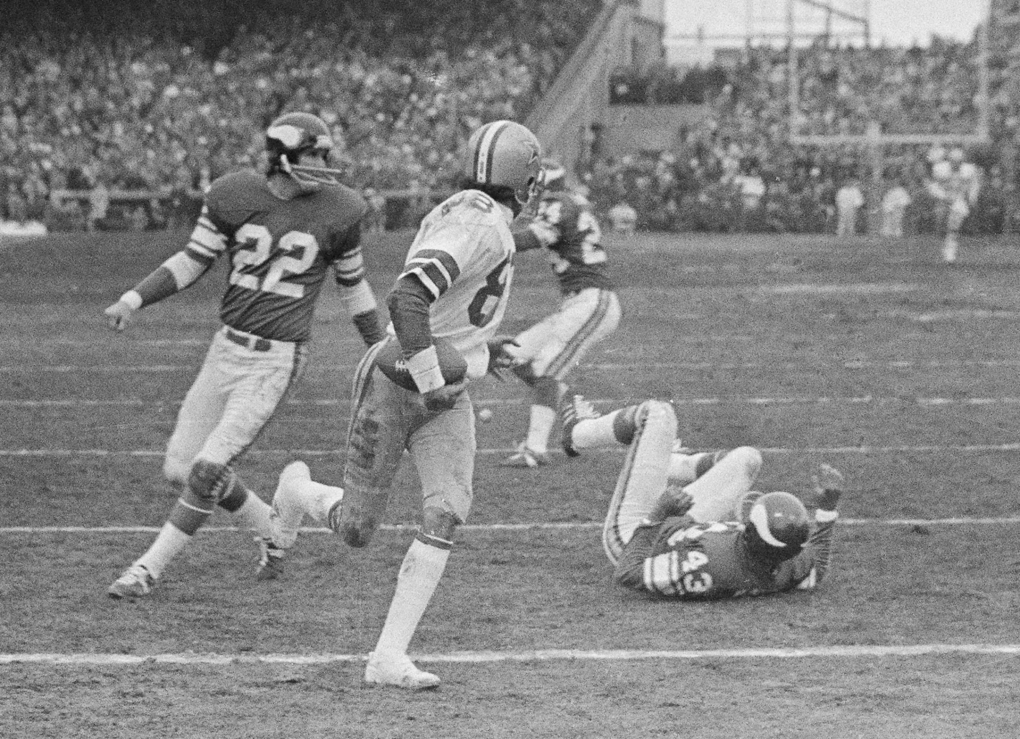 NFL language: from Hail Mary to Pick-6 on Any Given Sunday   WTOP