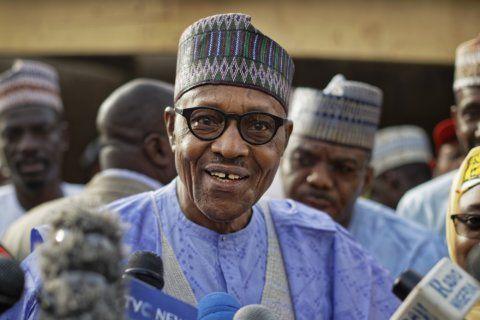 Nigerian President Buhari sworn in again, faces challenges