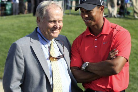 Column: Nicklaus part of the major discussion again