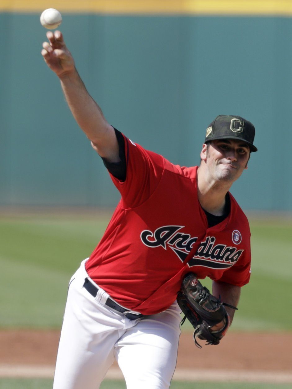 Plutko, 3 relievers allow 1 hit for Indians in 4-1 win   WTOP