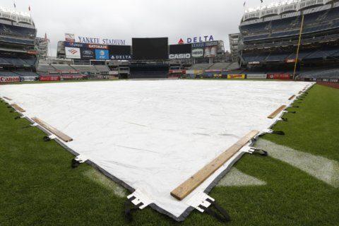 O's-Yanks rainout; Morales acquired, Andujar mulls surgery