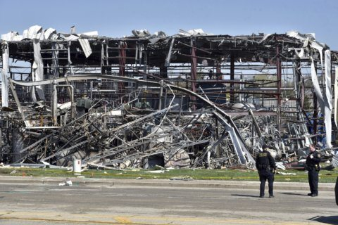 2nd person confirmed dead after explosion at Illinois plant