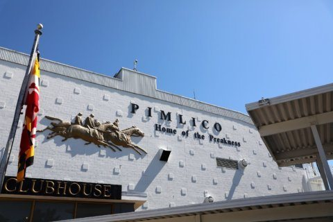 Taxpayers foot $145K bill for government tent at Preakness