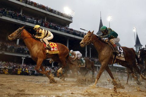 Derby winner Country House out of Preakness due to illness