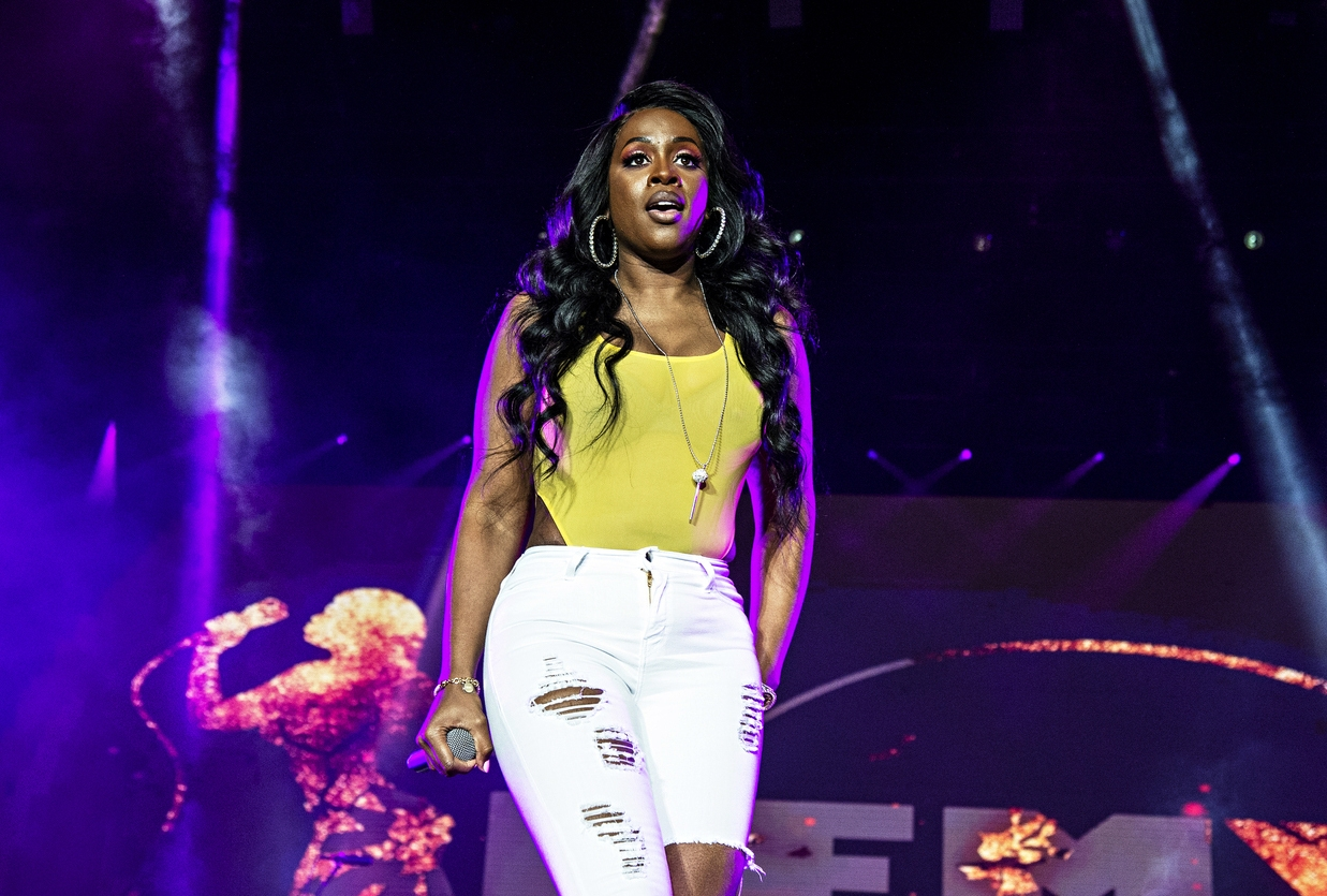 Remy Ma Arrested On Charges Of Punching Reality TV Cast